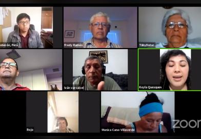 Conferencia virtual: El fracaso del neoliberalismo en tiempo de pandemia