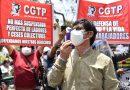 <STRONG>CGTP luchando contra la pandemia y la explotación neoliberal</STRONG>