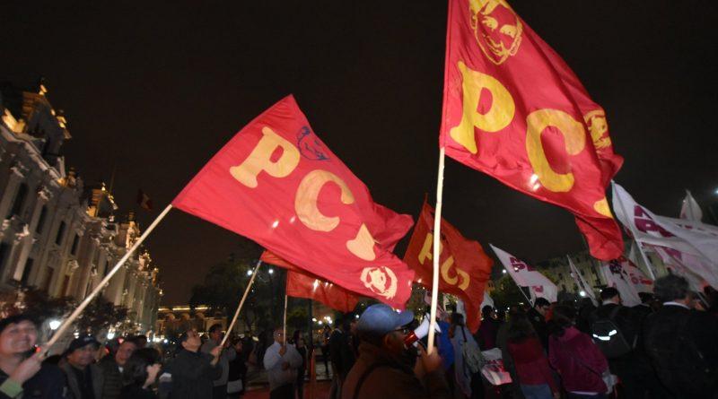 ¡Rechazamos las actitudes neofascistas del Fujimorismo y sus aliados!
