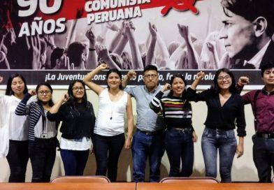 <strong>La acción de la juventud consciente forjará la revolución</strong>